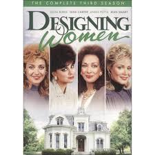 Designing Women Complete Series On Dvd Designing Women The Complete Third Season Dvd Childhood