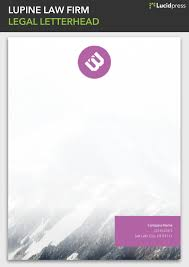 Letterhead Example 14 Examples Of Creative Letterhead Designs Lucidpress