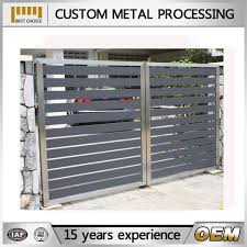 From a distance, it gives the illusion of a blooming garden around your property and grabs the attention of the onlookers. Residential Stainless Steel Sliding Gate Residential Stainless Steel Sliding Gate Suppliers And Manufacturers At Okchem Com
