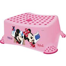 Keeeper Minnie Mouse Roze Opstapje Mamaloes
