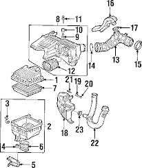 parts com® honda cr v engine parts oem parts diagrams 1999 honda cr v lx l4 2 0 liter gas engine parts