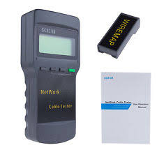 sc8108 network lan phone cable tester meter cat5 rj45 mapper 4 far sc8108 cable tester meter network lan phone cat5 rj45 mapper 1 far end test jack