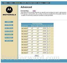 motorola 6580. motorola sbg6580 screenshot 3 6580