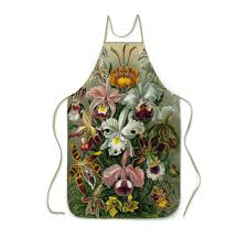 """Фартук с полной запечаткой """"на 8 Марта <b>орхидеи</b>"""" #2426257 от ..."""