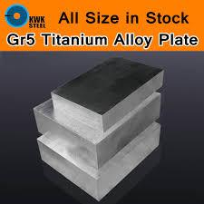 <b>Titanium Alloy</b> Sheet UNS Gr5 TC4 BT6 TAP6400 Titanium Ti Plate ...