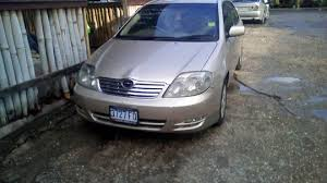 2002 Toyota Corolla Kingfish for sale in Montego Bay St James for ...