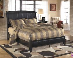 King Size Bed Frames for Sale | Grey Upholstered King Bed | Ashley  Furniture Sleigh Bed