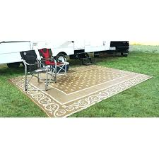 outdoor camping rugs graceful 9 rv tropical indoor