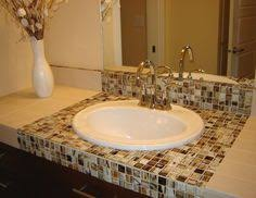 tile bathroom countertop ideas. Tiled Bathroom Countertops - Google Search Tile Countertop Ideas P