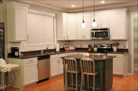 ... Large Size Of Kitchen:painting Kitchen Cabinets Black Refinishing Old Cabinets  Paint My Kitchen Cabinets ...