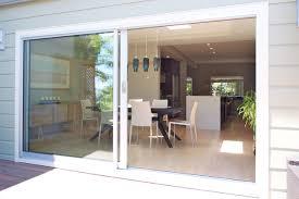 Sliding Door modern-exterior