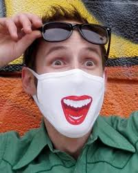 Decorative Surgical Masks Funny Surgical Mouth Masks Air Pollution Masks Best Fashion 28