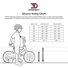 Child Bike Size Chart 10 Best Kids Bikes For 5 6 And 7 Year Olds In 2019 Review