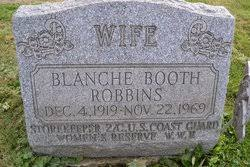Blanche Booth Robbins (1919-1969) - Find A Grave Memorial