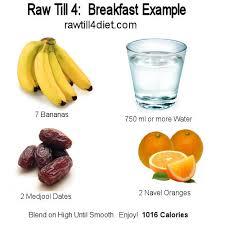 Raw Till 4 Raw Till 4 Is A Vegan Lifestyle Heavy On Fruit