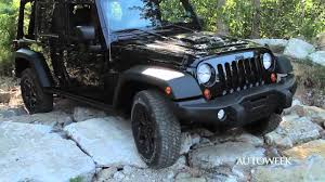 2013 Jeep Wrangler Moab: an introduction - Autoweek with Greg ...