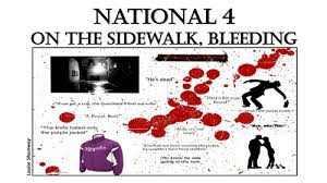 on the sidewalk bleeding and the last spin by stephanied  on the sidewalk bleeding and the last spin by stephanied1989 teaching resources tes