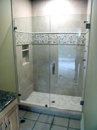 how to install shower door seal how to replace glass shower door bottom seal medium size
