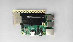 Setting up your Pi Cap on the Raspberry Pi 1, <b>2</b> or 3 - <b>Bare</b> Conductive