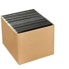 Hanging File Storage Box Decorative File Boxes File Storage Boxes Cardboard Storage Boxes In Stock 62