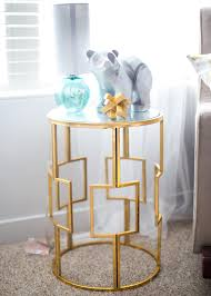 Accent Table, Baby Girl Nursery, Girl Nursery Ideas