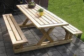 2x4 folding picnic table plans free