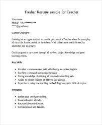 Formal Resume Template Impressive 28 Formal Curriculum Vitae Free Sample Example Format Download