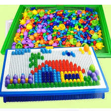 <b>296</b> Pieces/Set <b>Box packed Grain Mushroom</b> Nail Beads Intelligent ...