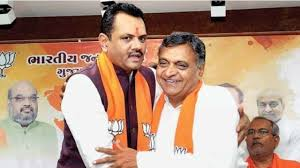 Key Gujarat Congress Mla Quits Set To Join Bjp The Sentinel