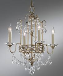 most up to date gianna mini chandeliers throughout feiss f2476 4gs crystal gianna four light