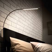 Led Reading Lights Over Bed Sensio Flecto Led Reading Light With Built In Driver