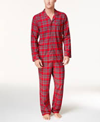 Men's Christmas Pajamas: Shop Men's Christmas Pajamas - Macy's