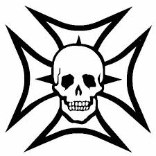 Small Picture Skull coloring pages punk ColoringStar
