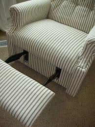 diy reupholster an old la z boy recliner helped me do all the dining room chairs myself onto the archie bunker la z boy
