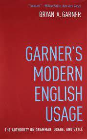 Garner's Modern English Usage: Amazon.de: Garner, Bryan: Fremdsprachige  Bücher