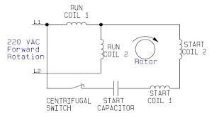 reversing motor wiring diagram 1 phase motor wiring diagram single phase forward reverse switch at Reversing Single Phase Motor Wiring Diagram
