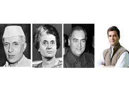 Feroze Gandhi Family Chart Five Generations Of The Nehru Gandhi Political Dynasty