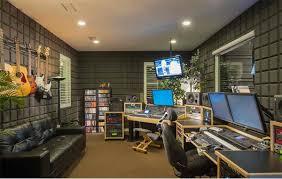 gray music studio