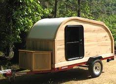 Small Picture Camping trailer small woody camper Frugal Way camping with mini