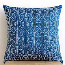 royal blue decorative pillows. Interesting Decorative Luxury Royal Blue Accent Pillows Contemporary Geometric Pillowcases  12u0026quotx12u0026quot Pillow Case Intended Decorative Pillows