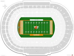Ut Football Seating Chart Neyland Stadium Tennessee Seating Guide Rateyourseats Com
