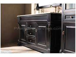 Antique Bathroom Cabinets Dresser Sink A 60 Inch Bathroom Vanity Cabinets Double Sink