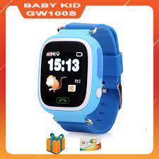 Đồng hồ định vị WiFi trẻ em Baby Kid GW100S tích hợp cảm biến tháo rời giá  rẻ nhất Hà Nội, HCM