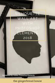 creating silhouette wall art with photoshop elements 2018 and the replace background guided edit on how to create wall art in photoshop with creating silhouette wall art with photoshop elements 2018