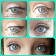 25 best ideas about how to do a cat eye with liquid eyeliner on how to do eyeliner cat eyeliner tutorial and how to cat eye