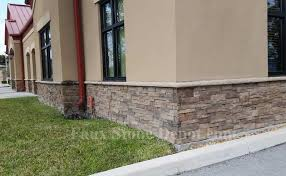 exterior stone panel siding. faux-stone-wainscoting exterior stone panel siding