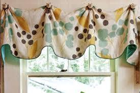 Window Valance Patterns Extraordinary Mims Curtain Valance Sewing Pattern