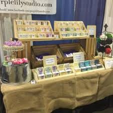 Craft Show Display Stands Crafters Three Tier Display Stand Great by CedarMountainCrafts 9