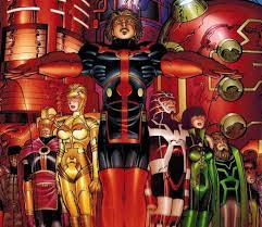 Marvel can bring the Eternals into the MCU