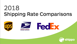 Fedex One Rate Chart Fedex Vs Ups Vs Usps 2018 Shipping Rate Comparisons Shippo